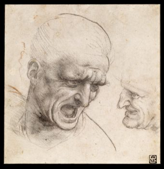 leonardo_da_vinci_study_of_two_warriors_heads_for_the_battle_of_anghiari