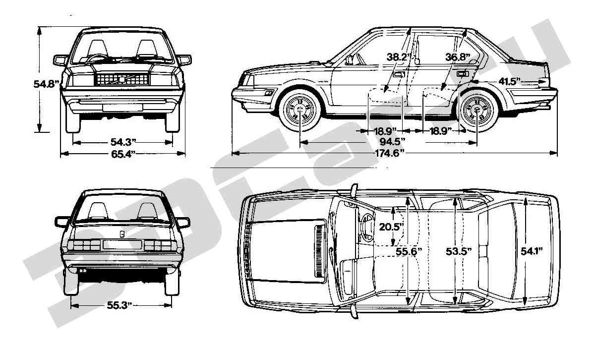 1985 Volvo 360 Sedan related infomation,specifications