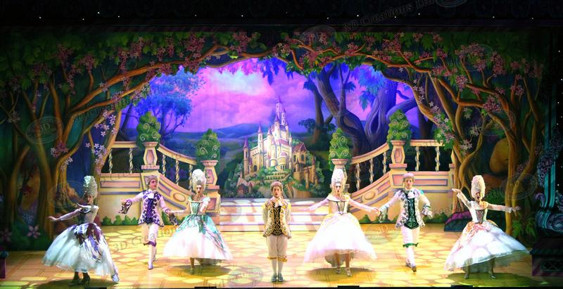 Cinderella Pantomime Southend Cliff Pavillion  3D Creations