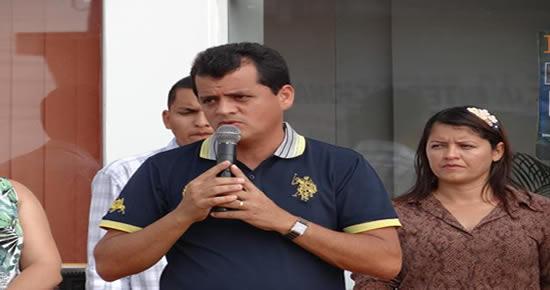 Jonas disse que precisa economizar R$ 100 mil para conseguir manter os serviços essenciais da cidade
