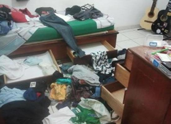 Moradora do Ivete Vargas se revolta com a sequência de assaltos em sua casa
