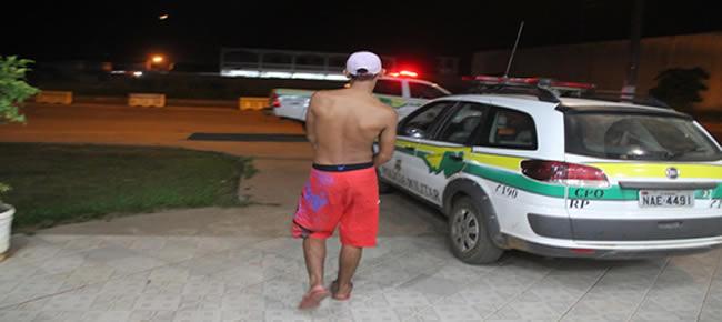 Menor tem várias passagens por tentativas de homicídios e outros delitos, mas sempre foi beneficiado pelo Estatuto do Menor – Foto: Alexandre Lima