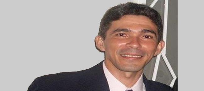 Pedro Mendes, prefito recem empossado em Quinari, imagem arquivo