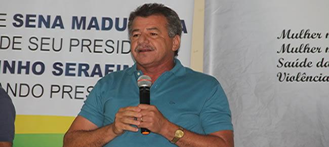 Vagner colocou seu nome a disposição para uma possivel pré-candidatura ao governo do Acre nas eleições de 2014 – Foto: Alexandre Lima