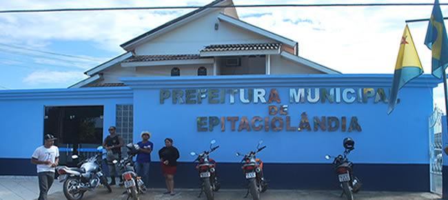 Prefeitura de Epitaciolândia