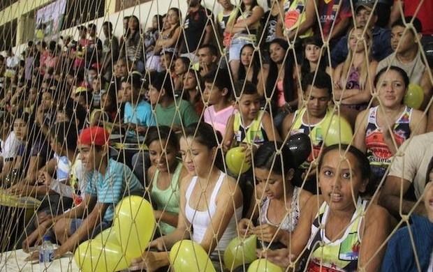 Torcida do Ressaca, clube de Brasiléia, interior do Acre (Foto: Divulgação/SC Ressaca)