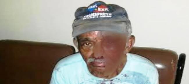 Antônio Marques de Souza, 74 anos