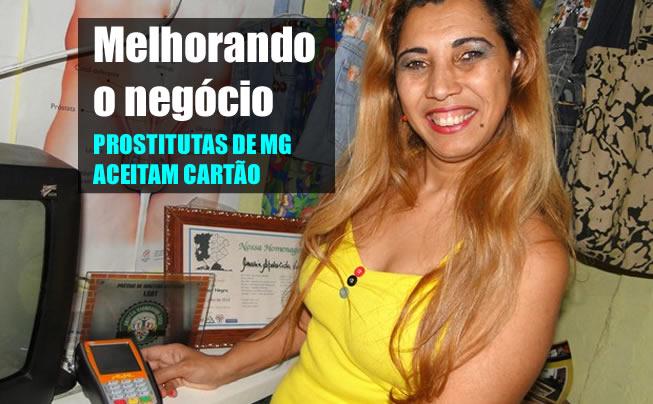 Prostitutas de Minas Gerais