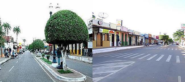 Fotos da cidade de Brasiléia no estado do Acre Brasil.