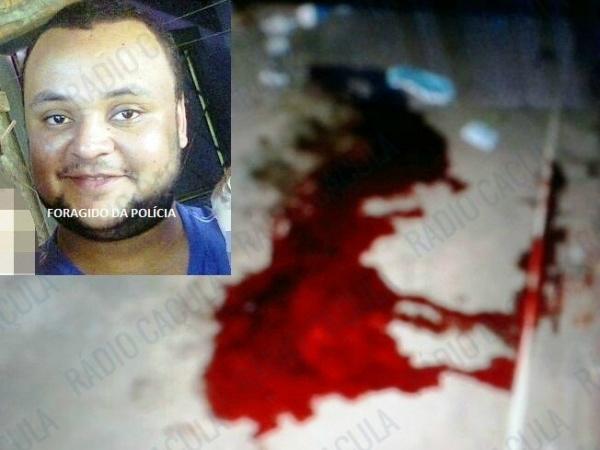 O autor Miguel Bezerra dos Santos de 25 anos(foto ao lado)continua foragido