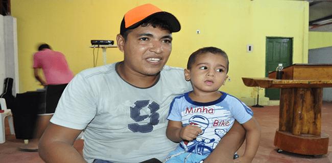 Marcelo da Silva, de 27 anos - Retiro da Igreja Batista Moriá 2015 - Fotos de Wendeler Leal