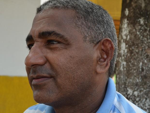 Tomé foi um dos portadores de Jorge Lobo tratado com remédio para hanseníase (Foto: Aline Nascimento/G1)