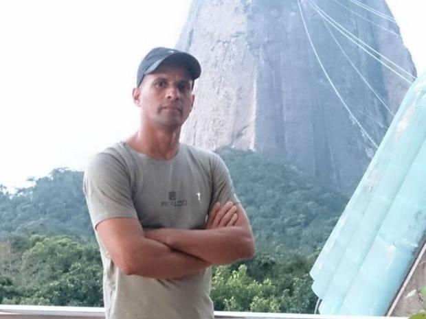 soldado Helio Andrade