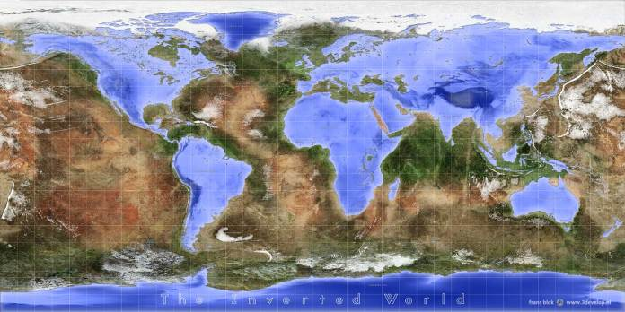 Image result for earth land and sea