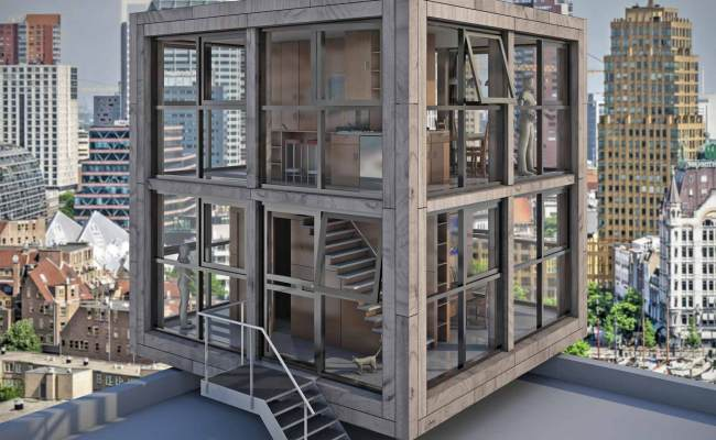 A Tiny House With A View Blok S Block 3develop Image Blog