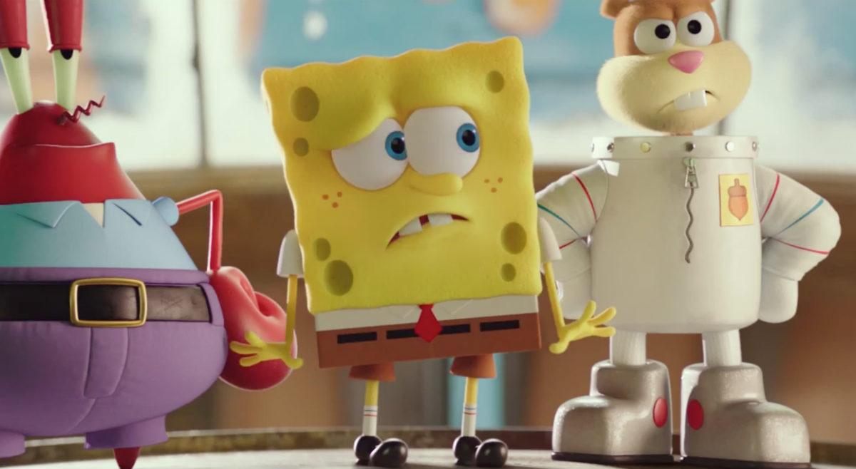 Spongebob Schwammkopf 3d Erster Trailer überraschend Gut