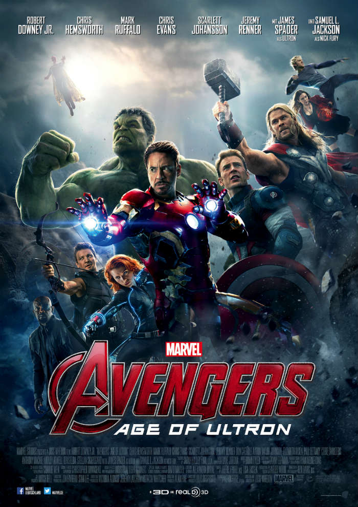 Avengers Age Of Ultron Stream German