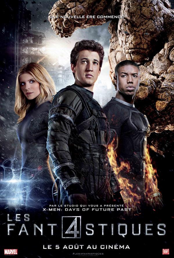 Fantastic-Four-3D-Poster-mit-das-Ding