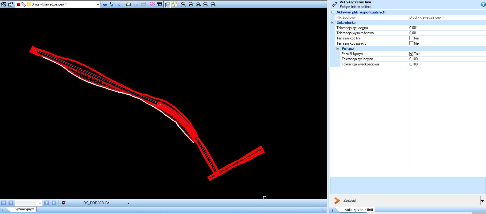 VBLOG ODC. 4 Auto-łączenie w polilinie