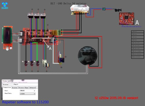 small resolution of power supply wiring he3d delta printer 3d printing 3d printers printer wiring diagram