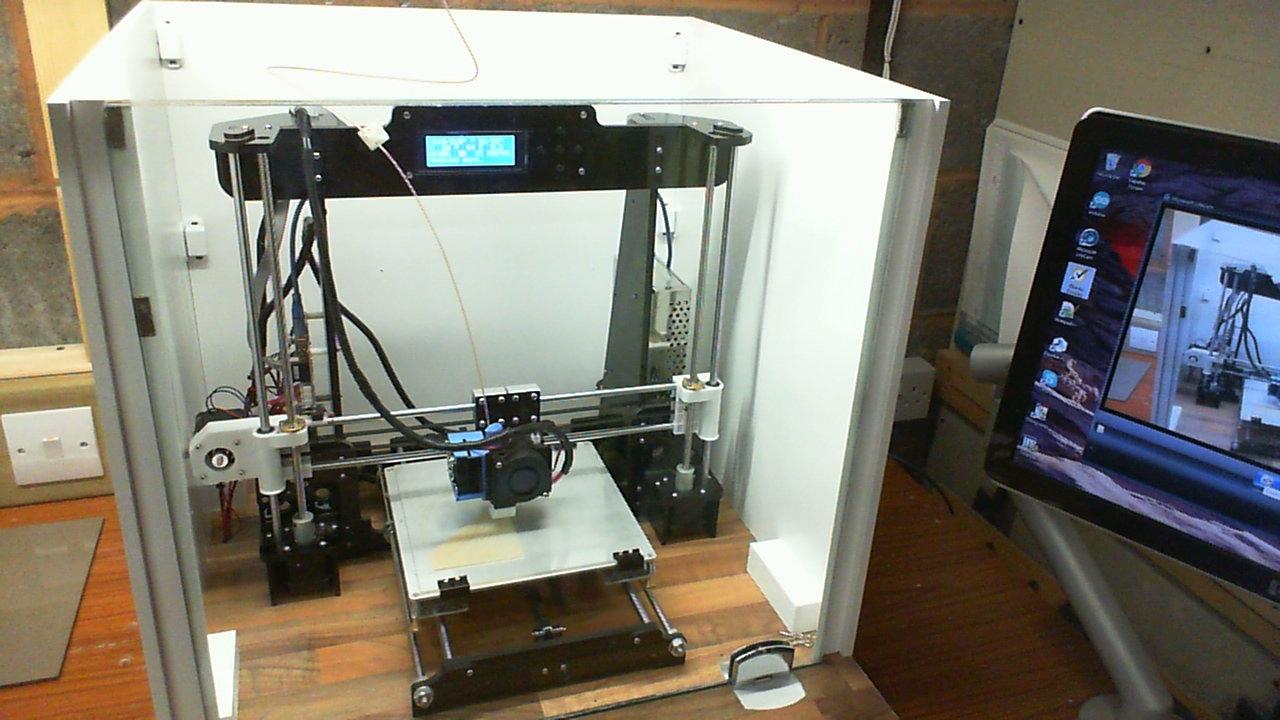 Anet A8 Enclosure - 3D Printers - Talk Manufacturing   3D Hubs