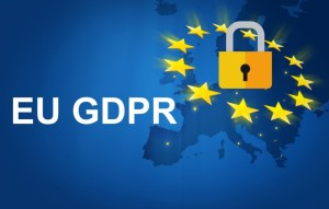 EU GDPR for personal data privacy