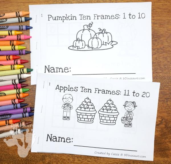 Index Apples Cards Printable