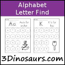 find the alphabet # 53