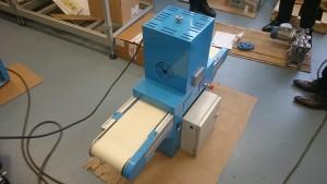 Machines UV et IR industrielles