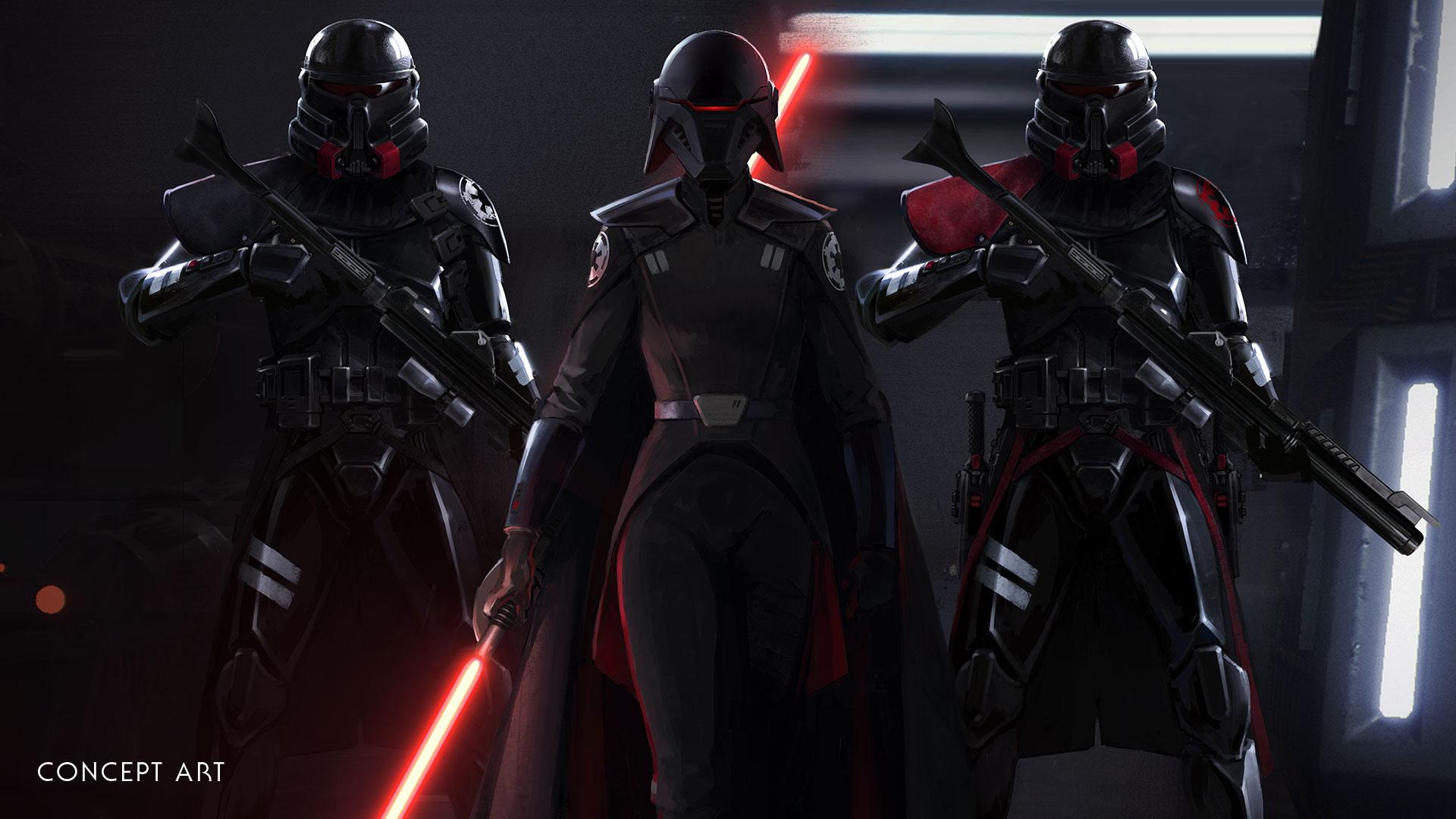 Resultado de imagen de star wars jedi fallen order