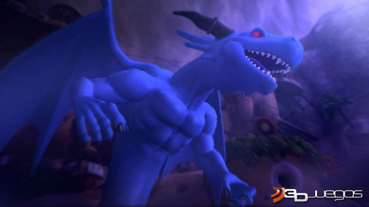 Blue Dragon post 2