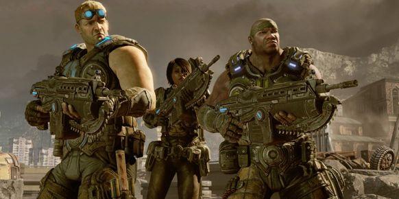 Epic Games Anuncia El Pase De Temporada De Gears Of War 3