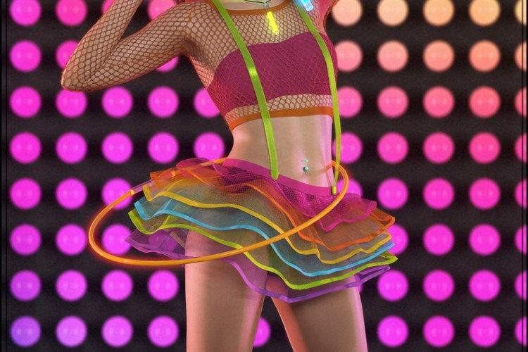 3dmodel outfit genesis female daz studio