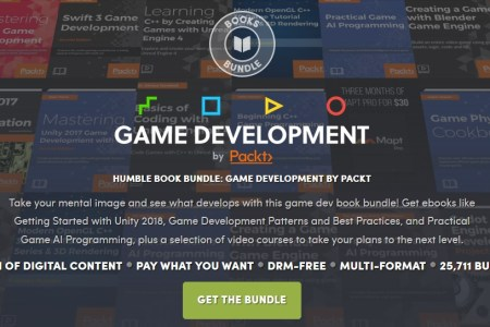 Humble Book Bundle: Game Development by Packt