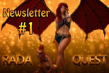Rada Quest News #1