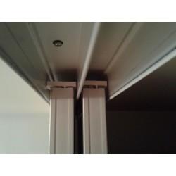paire de guides de porte de placard en t v2