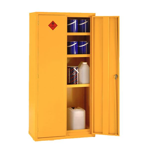 Hazardous Cabinet 1800 x 900 x 460  3D Lockers