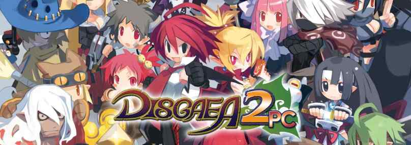 Disgaea 2 PC Torrent