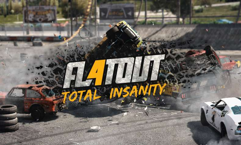 FlatOut 4 Total Insanity Download Free
