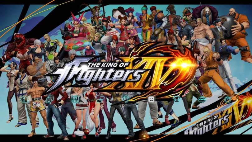 The King of Fighters XIV - Download Game + Crack + Torrent [SKIDROW]