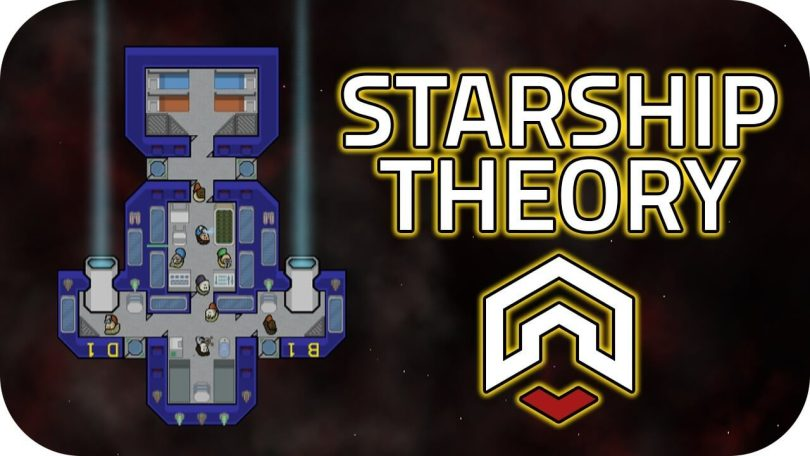 Starship Theory - Download Full Game + Crack