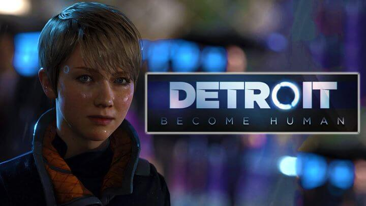 Detroit: Become Human - PC Version - Download Cracked Game