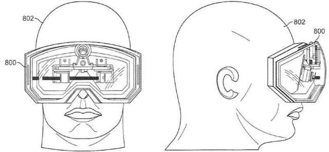 Patently Apple 3D glasses