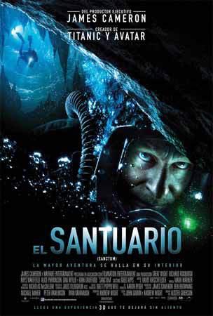 Santuario - poster ESP