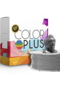 Filamento Premium ABS 1.75mm Silver Moon