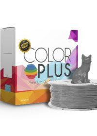 Filamento PLA Premium 1.75mm Silver Wolf