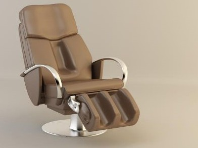 Recliner Chair 3D Model DownloadFree 3D Models Download