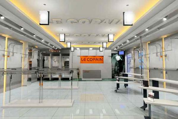Brand stores 3D Model DownloadFree 3D Models Download