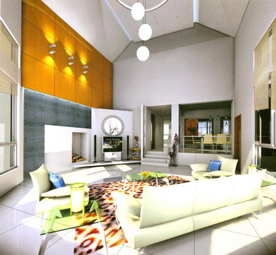 Living Room Interior Design 3D Model Download Free 3D Models Download