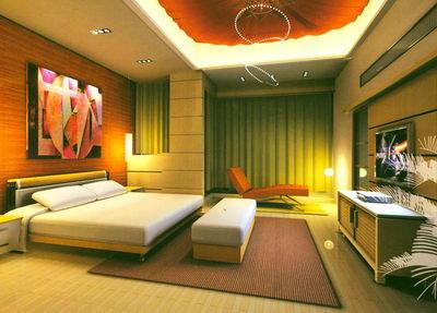 Stylish Bedroom 3d Model Download Free 3d Models Download